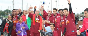 Ethio Roma Champion