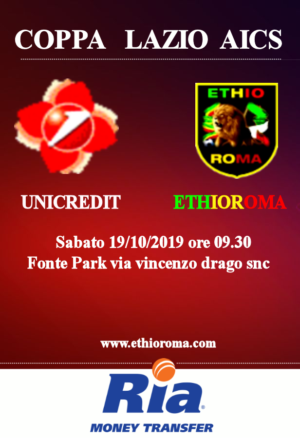 UNICREDIT vs ETHIOROMA